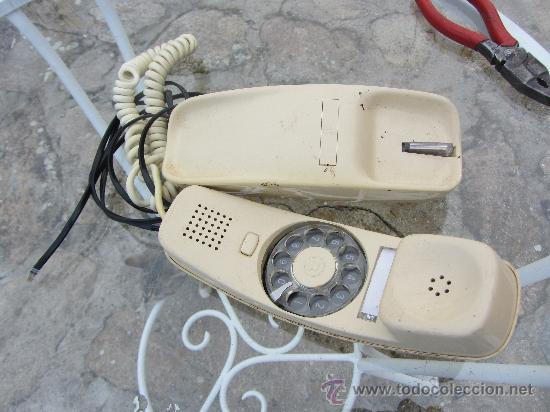 Teléfonos: TELÉFONO GÓNDOLA COLOR MARFIL - CITESA - VINTAGE. FUNCIONANDO - Foto 2 - 30393238