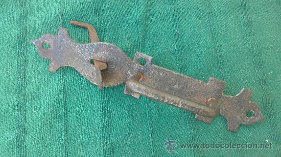 Antigüedades: pestillo - Foto 3 - 30554858