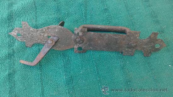 Antigüedades: pestillo - Foto 2 - 30554858