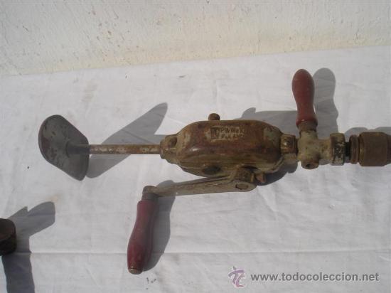 BARBIQUI ANTIGUO (Antigüedades - Técnicas - Herramientas Profesionales - Carpintería )