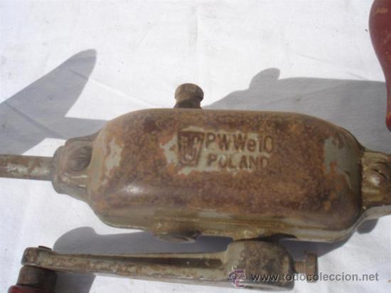 Antigüedades: barbiqui antiguo - Foto 2 - 30402721