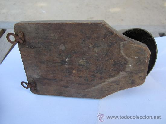 Antigüedades: antiguo timbre de puerta , campana , posiblemente 125 voltios - Foto 4 - 30444020