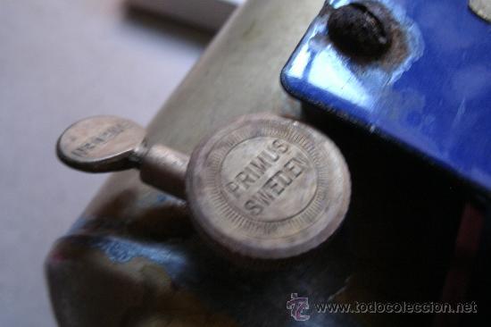 Antigüedades: ANTIGUO INFIERNILLO O CALENTADOR DE LABORATORIO ORIGINAL DE PRINCIPIOS DEL SIGLO XX -PIEZA DE MUSEO - Foto 17 - 30452433
