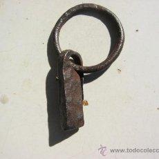 Antigüedades: ANTIGUA PESA DE 4 ONZAS ESPAÑOLAS. Lote 30586140