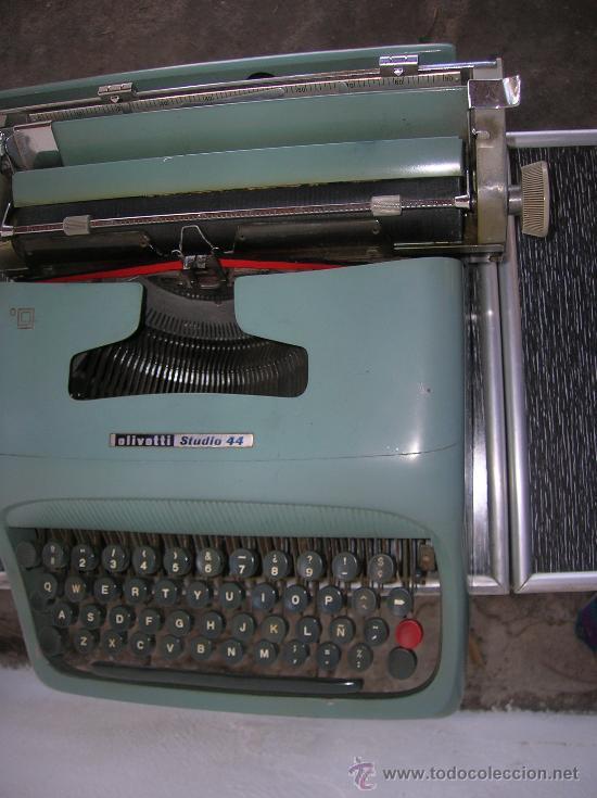 Antigüedades: Olivetti STUDIO 44 - Foto 4 - 30643659
