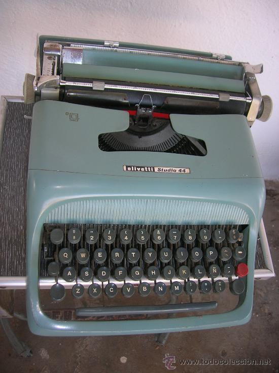 Antigüedades: Olivetti STUDIO 44 - Foto 5 - 30643659