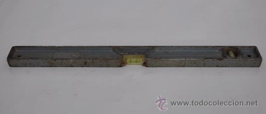 Antigüedades: Nivel de aluminio. - Foto 4 - 31231232