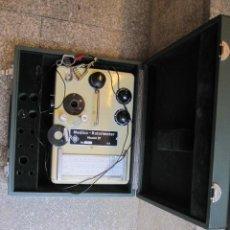 Antigüedades: COLORIMETRO DEL DR LANGE, ALEMAN, MODELO IV - 4V - APROX 1950/60 VER INFO ADICIONAL - ANALITICA. Lote 30912018