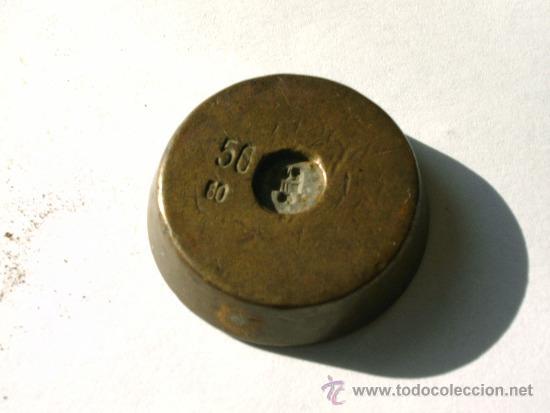 Antigüedades: PONDERAL ONZA INGLESA - Foto 3 - 30993359