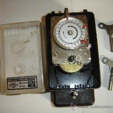 Antigüedades: ANTIGUO RELOJ INTERRUPTOR ORBIS. EXCELENTE ESTADO.. Lote 31044102