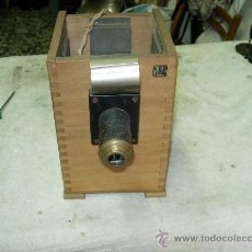 Antigüedades: PROYECTOR RELLEY. Lote 31100605