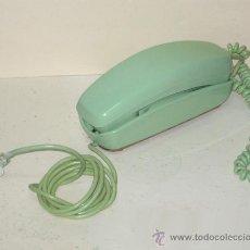 Teléfonos: TELEFONO MODELO GONDOLA. CITESA, MALAGA. VERDE.. Lote 31151920