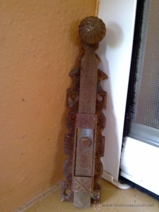 ANTIGUA ALDABA (Antigüedades - Técnicas - Cerrajería y Forja - Aldabas Antiguas)