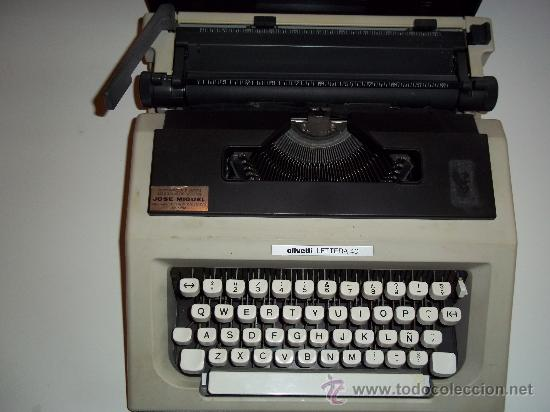 OLIVETTI LETTERA 40 (Antigüedades - Técnicas - Máquinas de Escribir Antiguas - Olivetti)