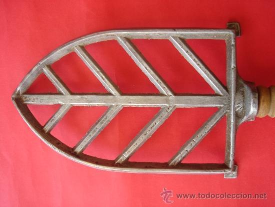 Antigüedades: DETALLE SUPERFICIE DE ESTAÑO - Foto 2 - 31206605