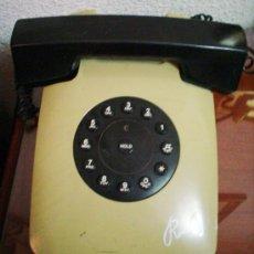 Teléfonos: TELEFONO ANTIGUO MODELO ROMANCE. Lote 31213240