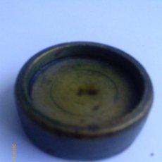 Antigüedades: PESA DE 100 GRAMOS. BRONCE Y PLOMO. Lote 31405023
