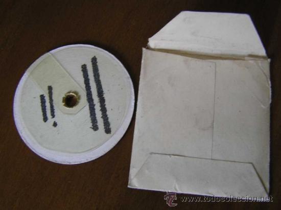Antigüedades: REGLA DE CALCULO CIRCULAR CIRCUNFERENCIA CALCULADORA SLIDE RULE RECHENSCHIEBER - Foto 10 - 31405213
