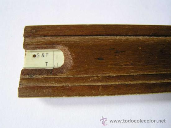 Antigüedades: REGLA DE CALCULO TALLER DE PRECISION ARTILLERIA REGLA ALCAYDE CALCULADORA SLIDE RULE RECHENSCHIEBER - Foto 18 - 31405635