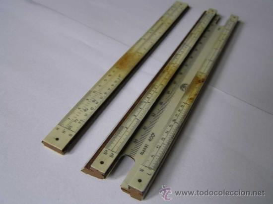 Antigüedades: REGLA DE CALCULO TALLER DE PRECISION ARTILLERIA REGLA ALCAYDE CALCULADORA SLIDE RULE RECHENSCHIEBER - Foto 31 - 31405635