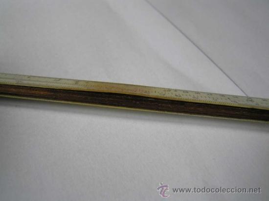 Antigüedades: REGLA DE CALCULO TALLER DE PRECISION ARTILLERIA REGLA ALCAYDE CALCULADORA SLIDE RULE RECHENSCHIEBER - Foto 33 - 31405635