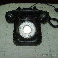 Teléfonos: TELEFONO DE BAQUELITA. Lote 31518195