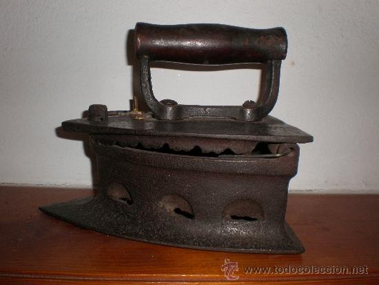 Antigüedades: plancha - Foto 2 - 31593162