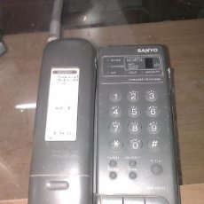 Teléfonos: TELEFONO INALAMBRICO SANYO. Lote 31885159