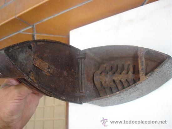 Antigüedades: plancha de chimenea antigua - Foto 3 - 31751987