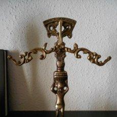 Antiquitäten - cuerpo de balanza en bronce ---- no tiene platillos----- - 39272040
