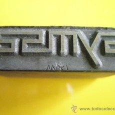 Antigüedades: ANTIGUO SELLO TAMPÓN-EMPRESA CATALANA-SYMSA-PERFECTO.. Lote 31841447