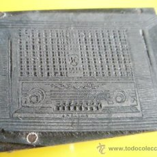 Antigüedades: ANTIGUO SELLO TAMPÓN-.. Lote 34439649