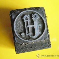 Antigüedades: ANTIGUO SELLO TAMPÓN-EMPRESA CATALANA.. Lote 34454277