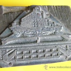 Antigüedades: ANTIGUO SELLO TAMPÓN-CATALÁN.. Lote 34461382