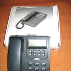 Teléfonos: TELEFONO DE SOBREMESA TELECOM P3223 EN BUEN USO Y EN SU CAJA.. Lote 31822600