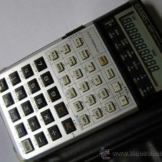 Antigüedades: CALCULADORA CASIO FX-3800P SCIENTIFIC CALCULATOR 10-DIGIT N CIENTIFICA PROGRAMABLE.. Lote 54643835