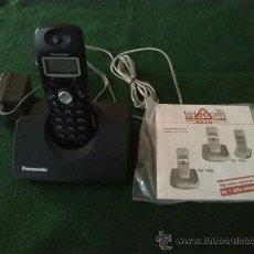 Teléfonos: TÉLEFONO INHALAMBRICO TELECOM. Lote 31949434