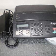 Teléfonos: TELEFONO FAX ( TELECOM KPN -- RIO BRAVO ) INCLUYE ALIMENTADOR . . Lote 31994849
