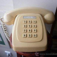 Teléfonos: TELÉFONO HERÁLDO DE SOBREMESA DE CITESA MÁLAGA DE TECLAS. Lote 32033677
