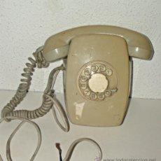 Teléfonos: TELÉFONO HERALDO DE PARED. CREMA COLOR. AÑOS 70. CTNE. . Lote 32097869