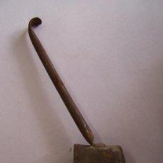 Antigüedades: ANTIGUO PEQUEÑO CAZO. FUNDICION DE ...? O MESURA.. Lote 32250517