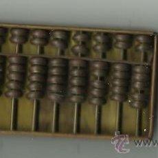 Antigüedades: ABACO DE METAL.8X4.50 CMS. Lote 32288282