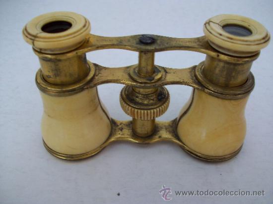 Antigüedades: BINOCULARES DE TEATRO Duchesse - 12 verres - Siglo XIX - Foto 5 - 32309259