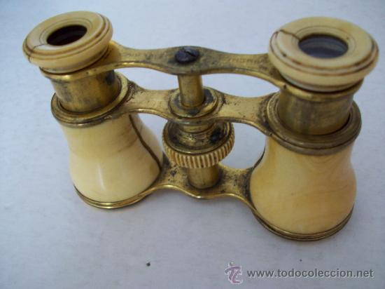Antigüedades: BINOCULARES DE TEATRO Duchesse - 12 verres - Siglo XIX - Foto 3 - 32309259