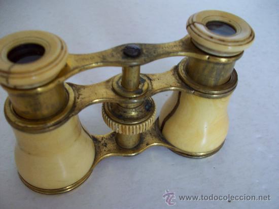 Antigüedades: BINOCULARES DE TEATRO Duchesse - 12 verres - Siglo XIX - Foto 2 - 32309259