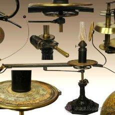 Antigüedades: 1875CA - ¡ DE MUSEO ! - PLANETARIO TELURIO LUNARIUM TELLURION ORRERY ERNST SCHOTTE GLOBO TERRAQUEO. Lote 32315066