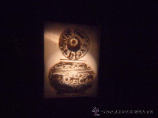 Antigüedades: importante linterna magica,con fotos cristal,muchas fotos mirala,tambien camara fotos - Foto 29 - 32333349