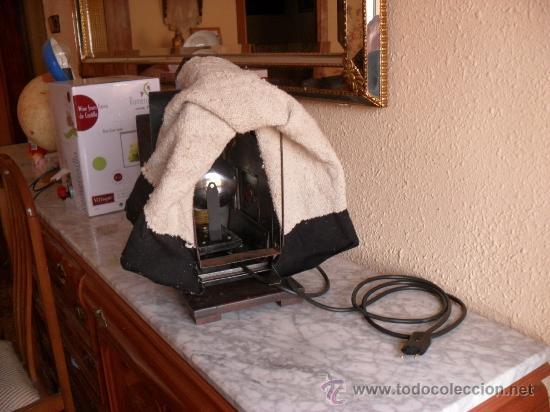Antigüedades: importante linterna magica,con fotos cristal,muchas fotos mirala,tambien camara fotos - Foto 7 - 32333349
