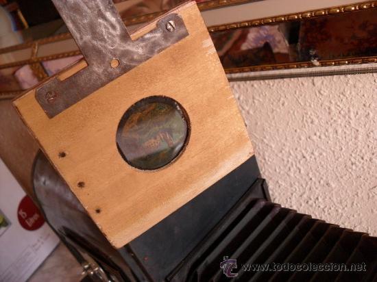 Antigüedades: importante linterna magica,con fotos cristal,muchas fotos mirala,tambien camara fotos - Foto 14 - 32333349