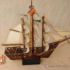 Antiquités: BARCO EN MADERA. Lote 32497758